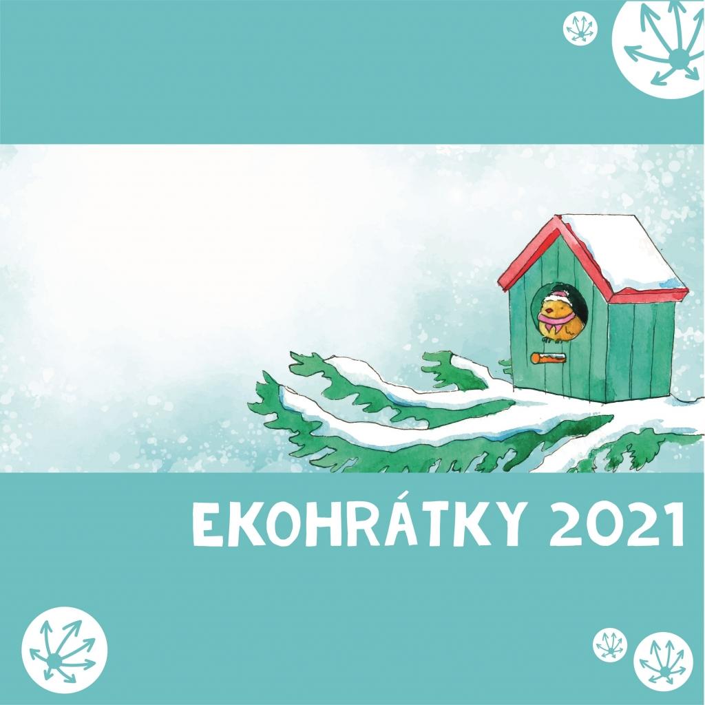 ZIMNÍ EKOHRÁTKY 2021