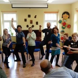 Zážitková pedagogika v praxi: kurz