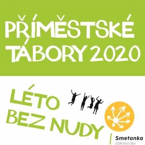 PŘÍMĚSTSKÉ TÁBORY 2020