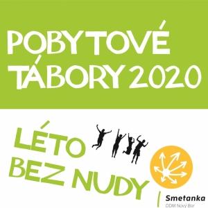 POBYTOVÉ TÁBORY 2020