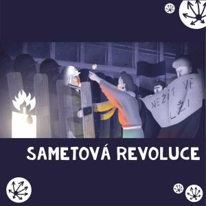 17. 11. SAMETOVÁ REVOLUCE